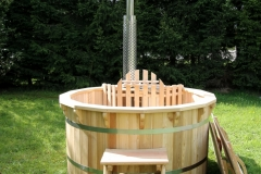 Larch Wooden Hot tubs